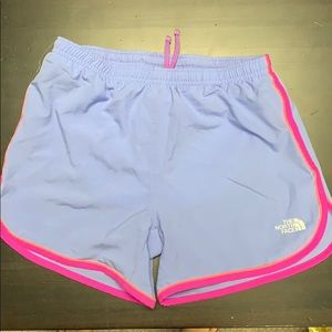 Gently Used Girls North Face Shorts Size 14-16